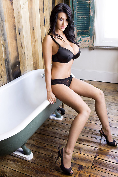 sexy models - Alice Goodwin