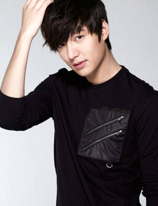 sexy models - Lee Min-ho