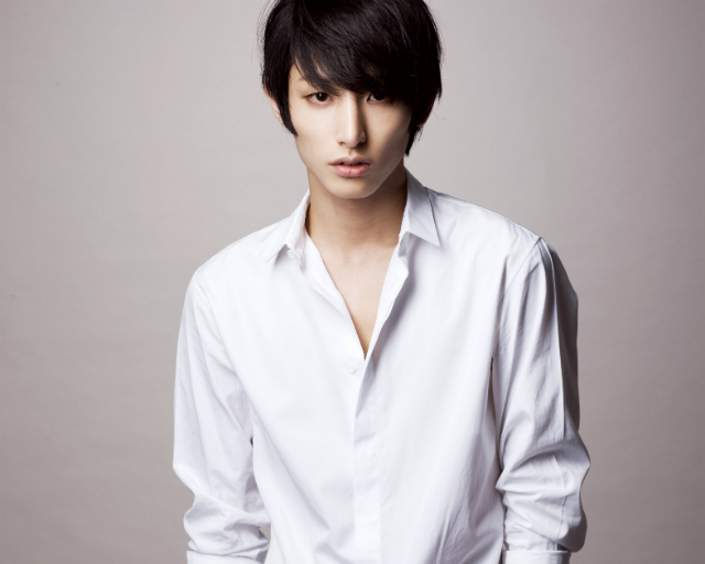 model - Lee Soo-hyuk