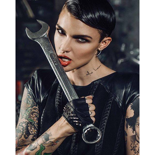 sexy models - Ruby Rose